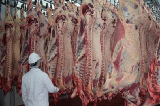 Las exportaciones de carne crecieron 8,4% en 2020