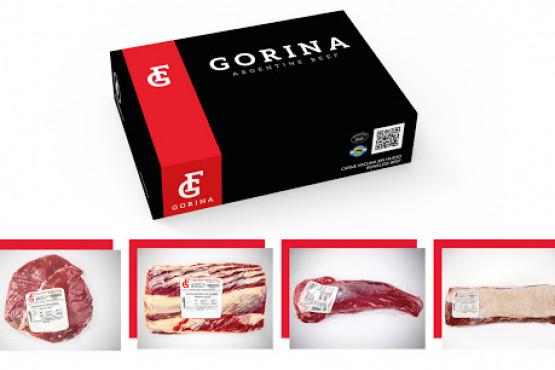 Frigorífico Gorina con sello