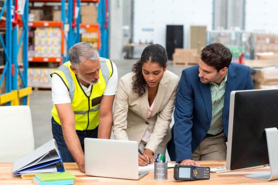 WMS para la gestión y administración de almacenes y depósitos