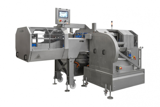 METALQUIMIA presentó su nuevo cargador automático de salchichas