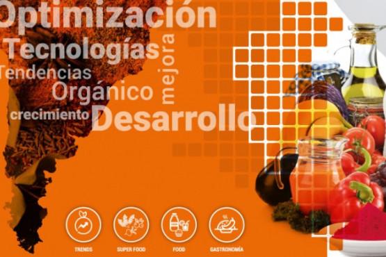 """En octubre se realizará el """"Congreso Internacional Ingredients 2021"""""""